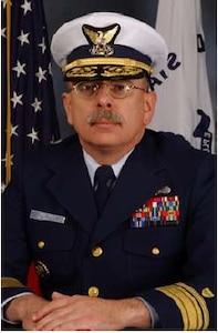 RADM Fred M. Rosa