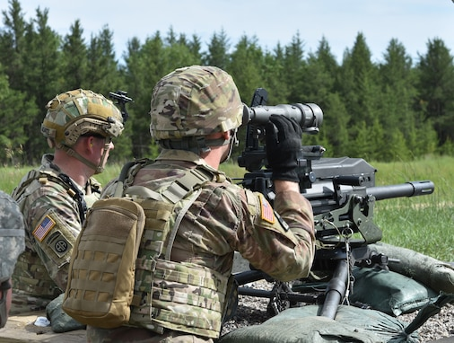 Increasing Lethality – U.S. Army Reserve Small Arms Trainer Course Developed at Fort McCoy