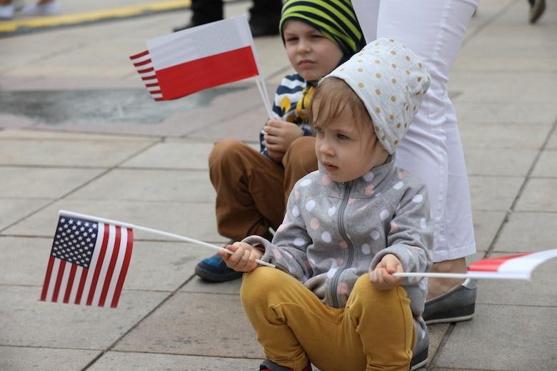U.S. Soldiers participate in Freedom Festival