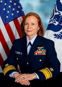 Photo of Rear Admiral (Upper Half)Dana Thomas