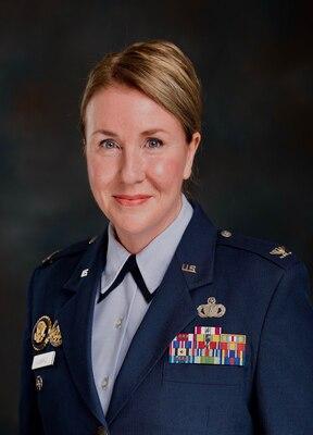 Col Tara Lunardi, USAF