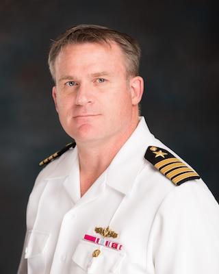 CAPT Theodore J. Nunamaker, USN