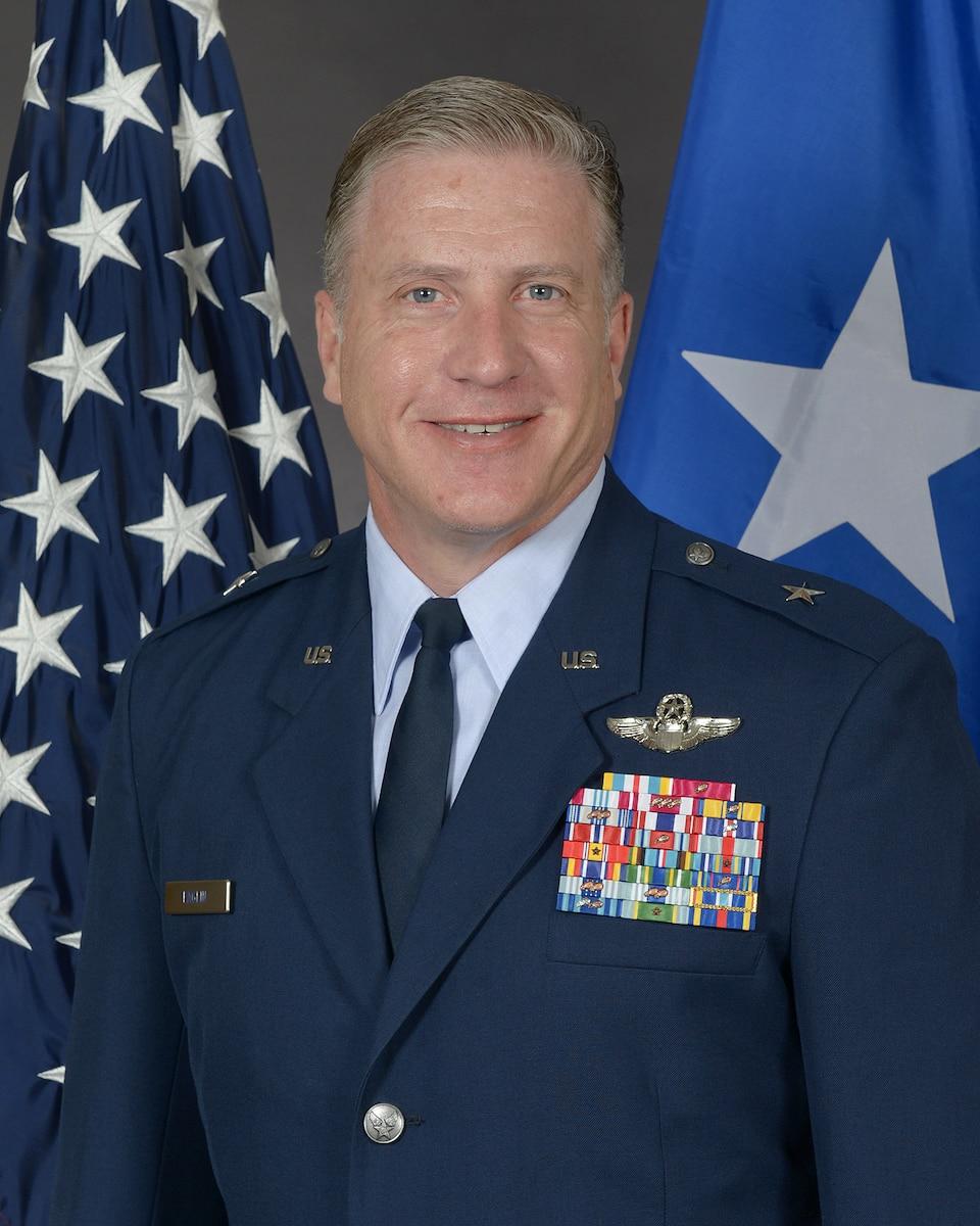 BRIGADIER GENERAL DAVID S. EAGLIN