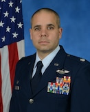 Alaska Air National Guard Lt. Col. Matthew Calabro is the vice commander of 176th Wing.
