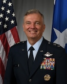 Maj. Gen. Ricky N. Rupp official photo