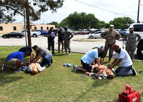Stop the Bleed, Education and Training
