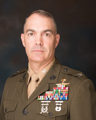 Col Phillip Zeman, USMC