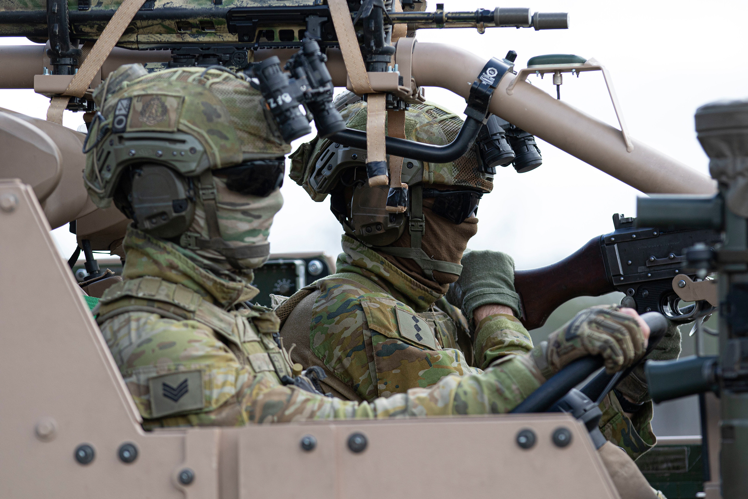 Exercise Talisman Sabre 2019: Demonstrates High Mobility