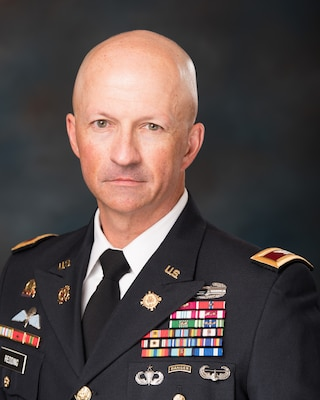 COL Matthew D. Redding, USA