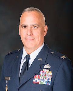 Col Grant L. Izzi, USAF
