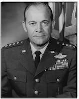 Gen. Joseph J. Nazzaro Pacific Air Forces commander 1 August 1968.