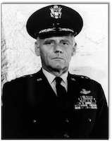 Gen. Lucius D. Clay Jr. Pacific Air Forces commander 1 August 1971.