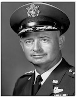 Gen. John W. Vogt Jr. Pacific Air Forces commander 1 October 1973.