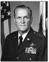 Lt. Gen. James A. Hill Pacific Air Forces commander 3 June 1977.
