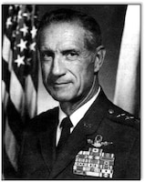 Lt. Gen. Arnold W. Braswell Pacific Air Forces commander 8 June 1981.