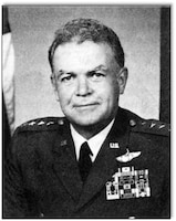 Gen. Jerome F. O'Malley Pacific Air Forces commander 8 October 1983.