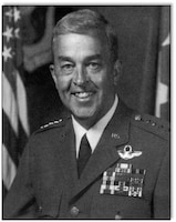 Gen. Jack I. Gregory Pacific Air Forces commander 16 December 1986.