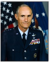 Gen. Merrill A. McPeak Pacific Air Forces commander 22 July 1988.