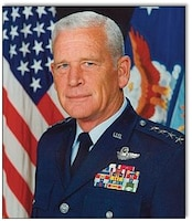 Gen. Robert L. Rutherford Pacific Air Forces commander 22 January 1993.