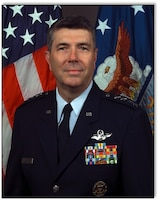 Gen. Paul V. Hester Pacific Air Forces commander 2 July 2004.