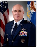 Gen. Carrol H. Chandler Pacific Air Forces commander 30 November 2007.