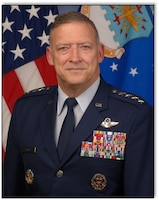 Gen. Gary L. North Pacific Air Forces commander 19 August 2009.