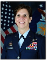Gen. Lori J. Robinson Pacific Air Forces Commander 16 October 2014.