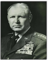 Gen. Otto P. Weyland Far East Air Forces commander 10 June 1951.