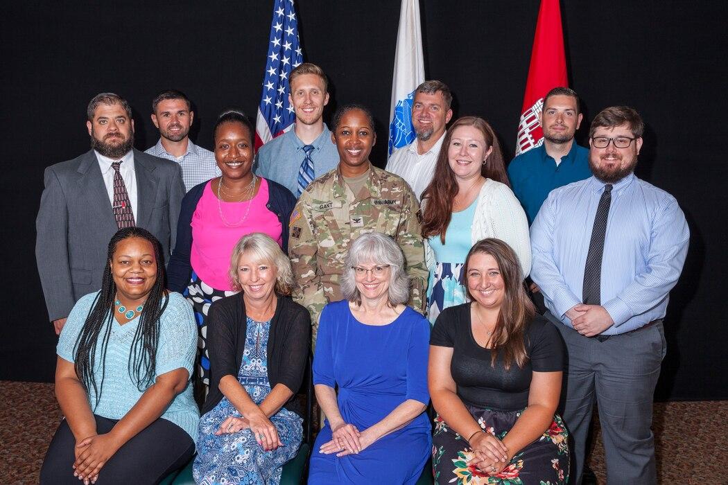 Leadership Development Program Level 1 class graduates