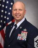 CMSgt Charles C. Orf official photo