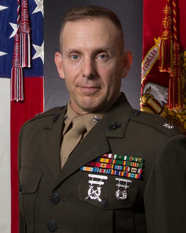Lt Col Lynn W. Berendsen