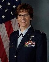Col. Karen B. Steiner official photo