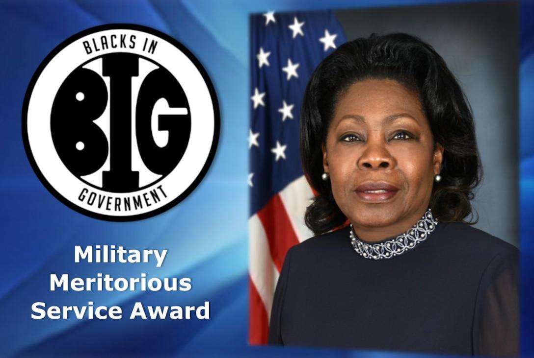 graphic of award winner