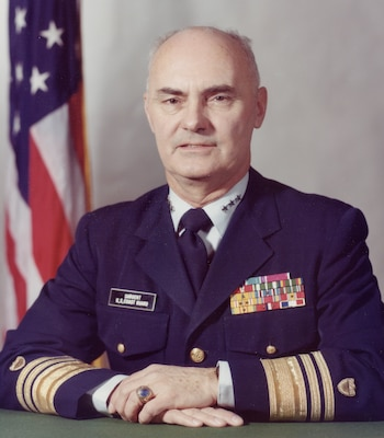 VADM Thomas R. Sargent, IIII