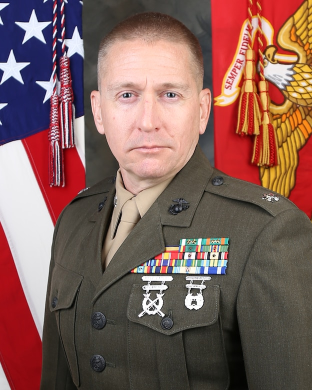 LtCol Mike Carlson