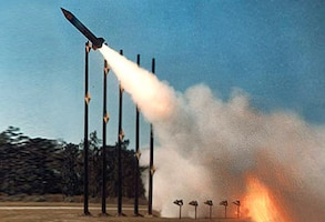 Missile Launch 2