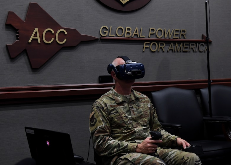 HH-60G Virtual Reality Training System