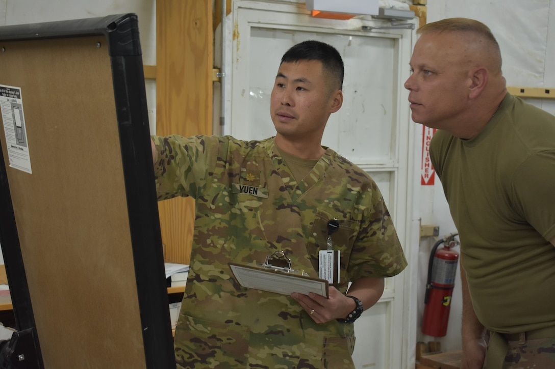 Medics Increase Readiness With Blood Screening Drives