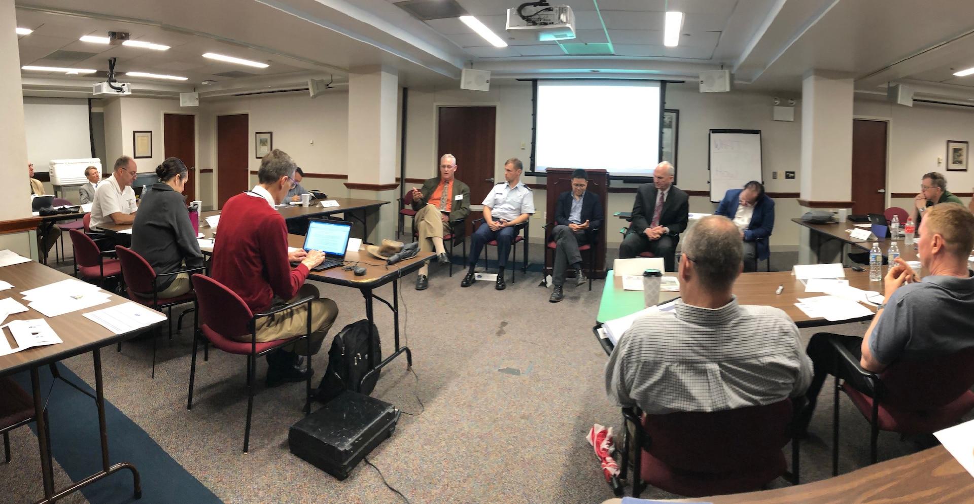 2019 JLFDW Analytics to Transform DoD Logistics Panel