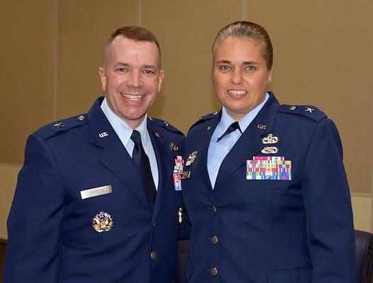 Sanford Assumes command of DLA Aviation