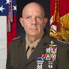 The 38th Commandant of the Marine Corps David H. Berger.