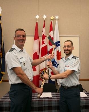 LCol Klemen is new Canadian Commander