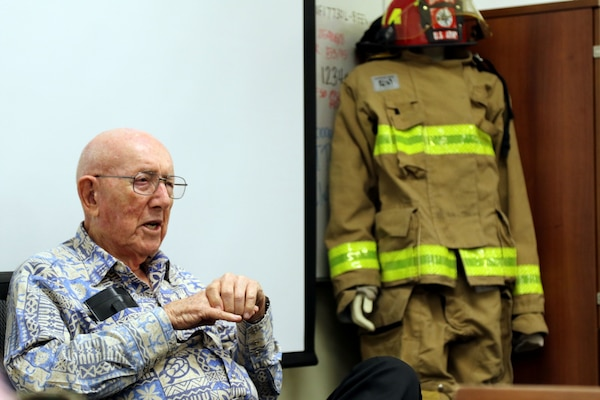The Last Firefighter