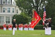 Commandant Passage of Command
