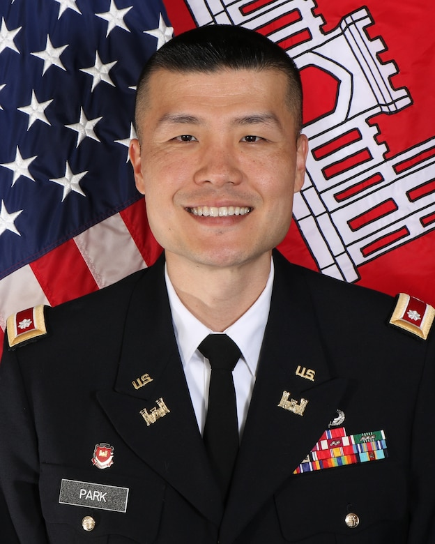 LTC David Park, 60th Commander of the USACE Philadelphia District