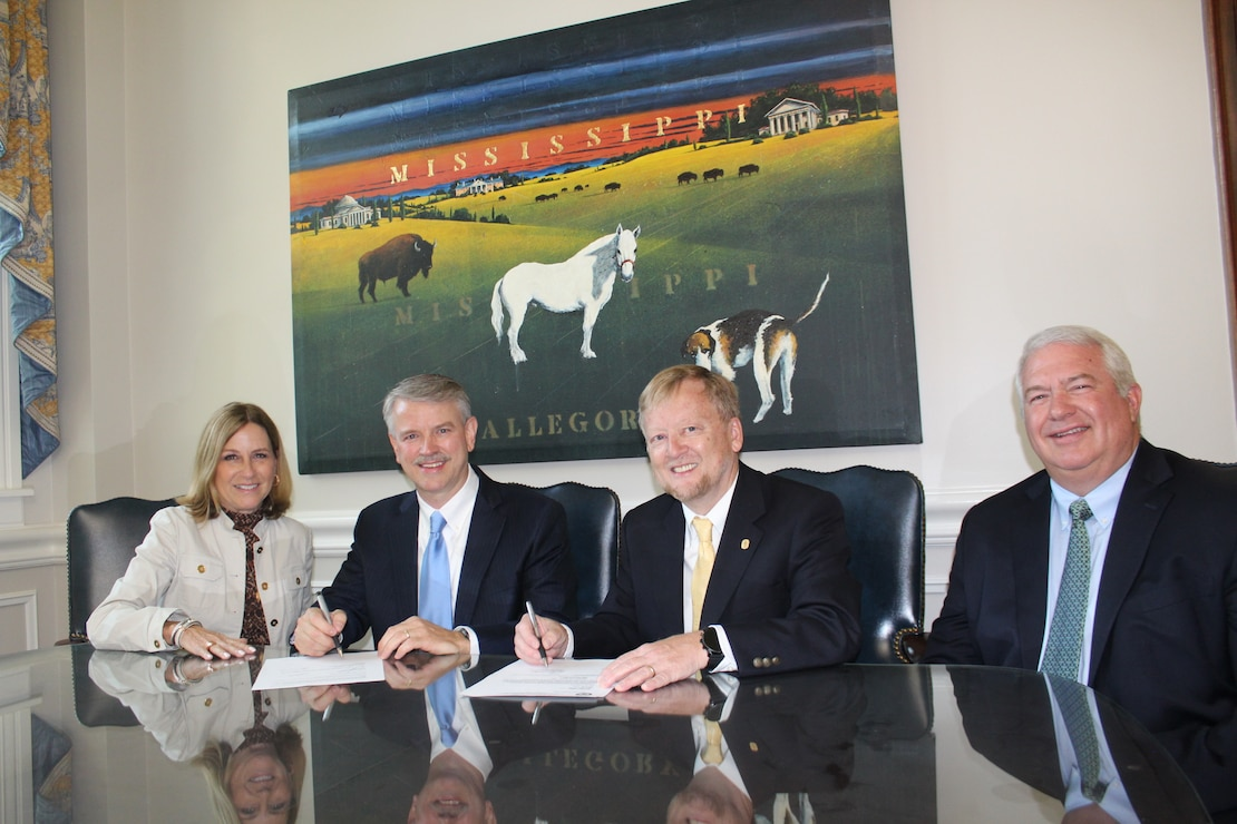 Mississippi College joins the ERDC family