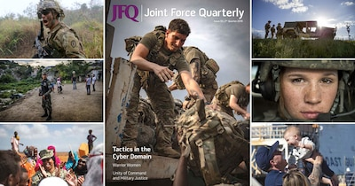 Joint Force Quarterly 93