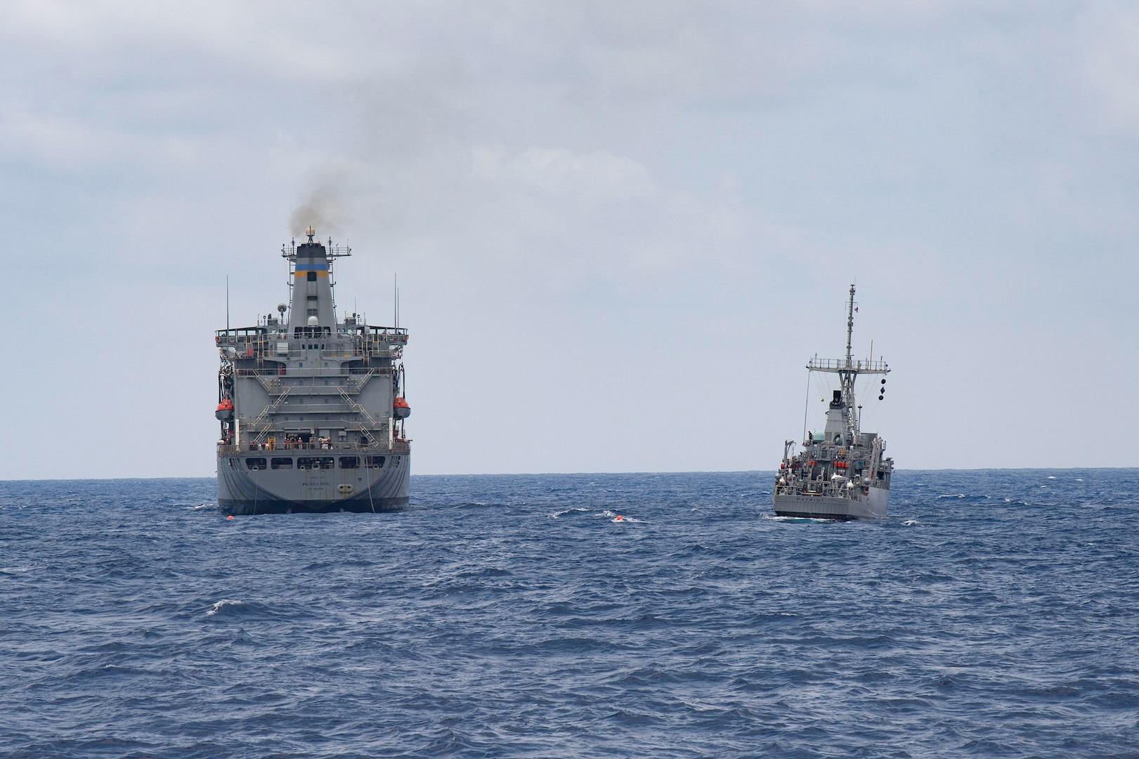 USS Patriot Visits Darwin during Regional Operations