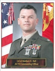 LtCol Matthew E. Hall