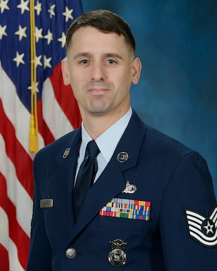 SFS Airman receives AFSA Pitsenbarger Award